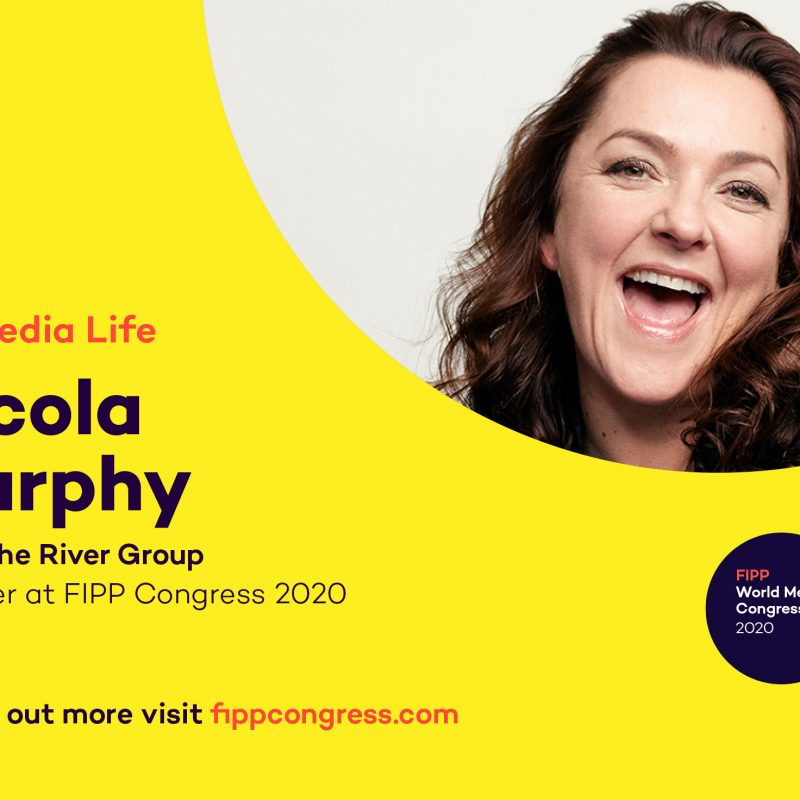 My media life: Nicola Murphy, Founder and CEO, The River Group